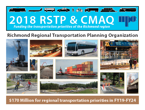 2018 RSTP and CMAQ cover